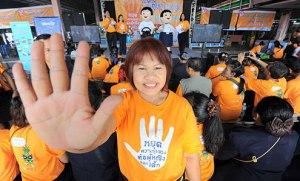 """""""Orange your Journey"""" – Bangkok, Thailand"""