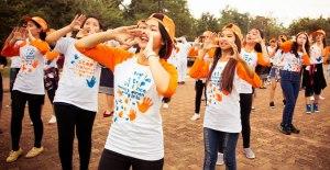 #orangeurhood Laos